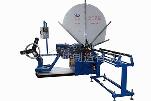螺旋风管机械安装时的优势