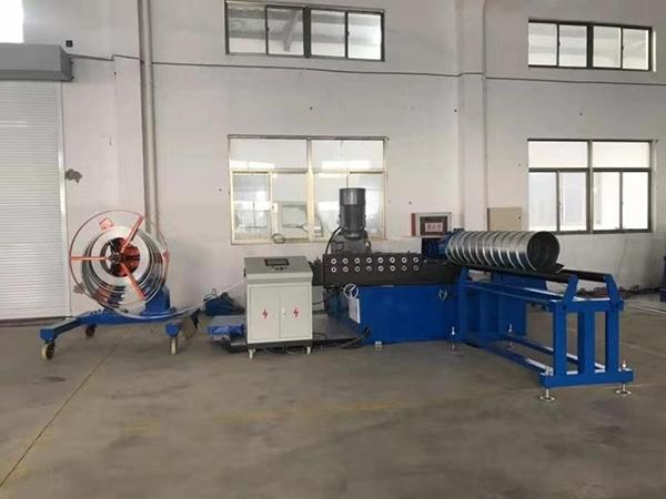 不锈钢螺旋风管生产线的用途和优点主要有哪些?