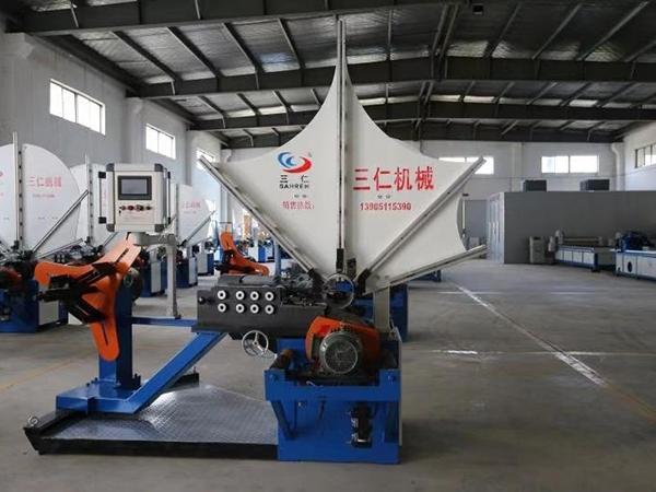 螺旋风管生产线生产时牢固密封性有哪些优势