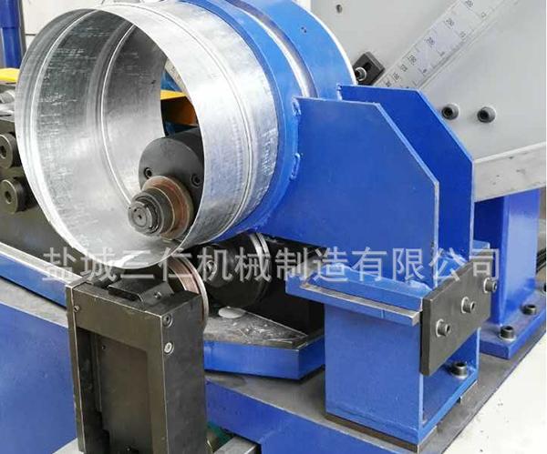 自动螺旋风管机固定具加工100-1500mm