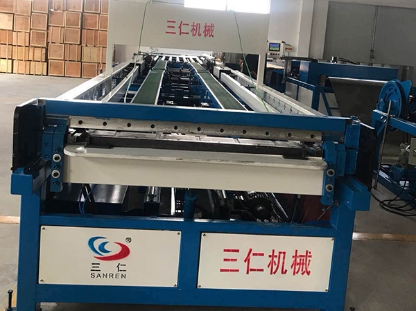 全自动风管生产五线