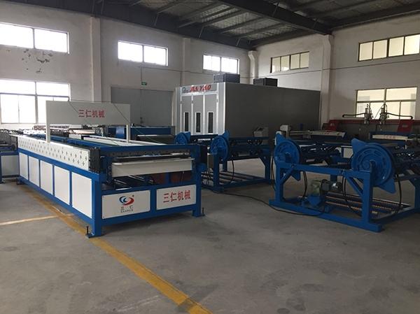 重庆U型全自动风管生产超级五线