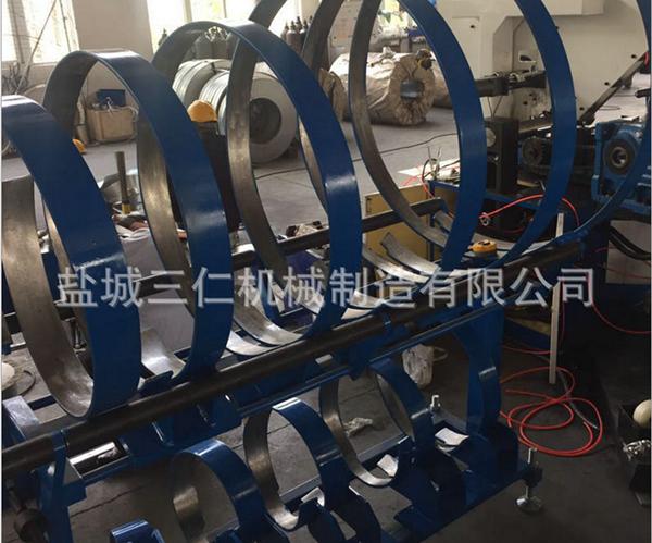 自动螺旋风管机固定具加工1000mm以上